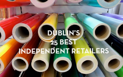 8/7/12- 25 Best Retailers- O'Sullivans coloured paper Photo: Ania Sherlock