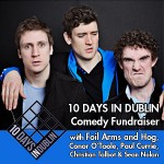 10DID Comedy Fundraiser