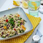 Blazing Salads bulgur wheat salad