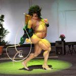 Dublin Dance Festival 2016 Relic Euripides Laskaridis.Project Cube Photo: Evi Fylaktou