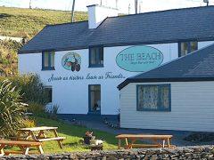 The Beach Days Bar and B&B Inishbofin B&B Entrance2