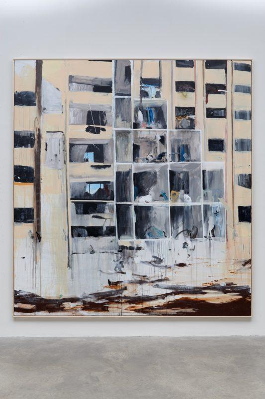 Brian Maguire Apartments Aleppo2
